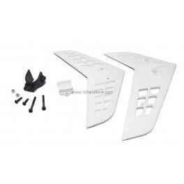 HI3067A Tail fin set (white)