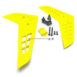 HI3067Y Tail fin set (Yellow)