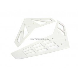 HI6067 Tail fin set (plastic)