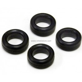 HI6181B hard 3D dampers (black)