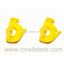 Fuel–clamp Yellow