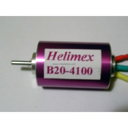 B20–4100 Brushless motor