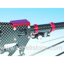 ARK-238 Alum. tail servo mount