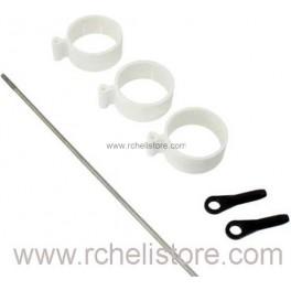 PV0345 Tail rod