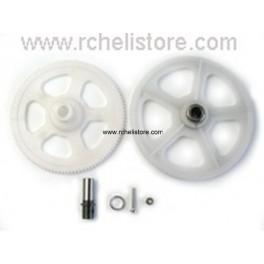 4001-110 Auto rotation gear set