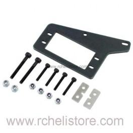 PV0511 Tital rear servo mount