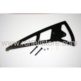 PV0607 Carbon Vertical fin