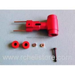 PV0801R Main hub (red)