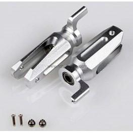PV0803 Alu. main blade holders (silver)