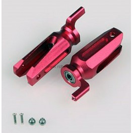 PV0803R Alu main blade holder( red)