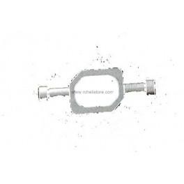 PV0804 Alu seesaw hub (silver)