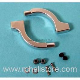 PV0806 Alu flybar control arm (silver)