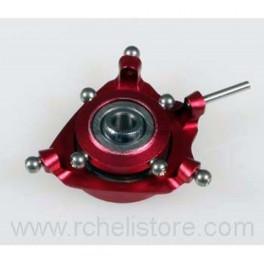 PV0809R Alu swashplate (red)