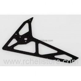 PV0824 Carbon tail fin