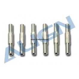 H60032 Alu. hexagonal bolt