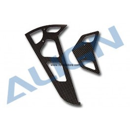H60048 Carbon stabilizer fin set