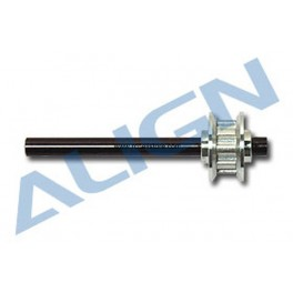 H60079 Metal tail rotor shaft assembly