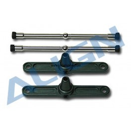 HN6001 Metal flybar control arm