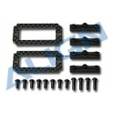 HN6070 Carbon 18g servo adaptor