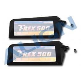 H50009 Flybar paddles