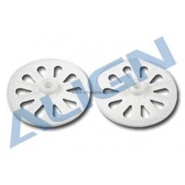 H50019 Autorotation tail drive gear