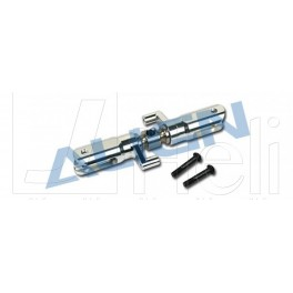 H50119-75 Metal tail rotor holder (silver)