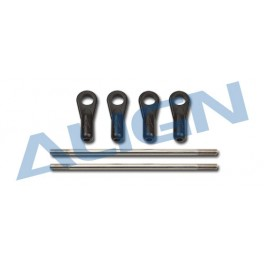 H50130 Linkage rod for Flybarless head
