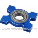PV0287 Alu. upper bearing block