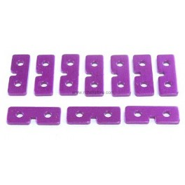 CN2295 Servo mounting kit (purple)