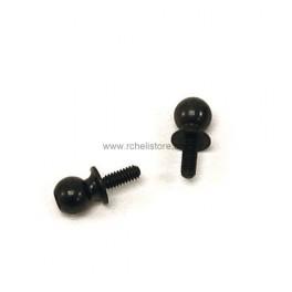 CNLR1013 Steel ball 2mm Thread – short