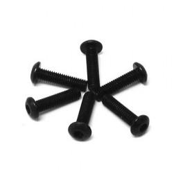 CNM3x12BHCS Button head cap screw (M3x12)
