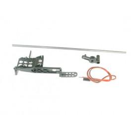SK066 Main frame assembly