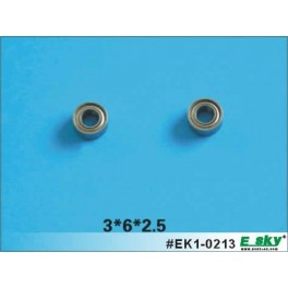 EK1-0213 Bearing 3X6X2.5