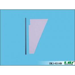 EK1-0216B Vertical fin set