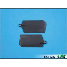 EK1-0233A Paddles
