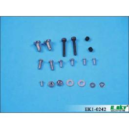EK1-0242 Screws/nuts/washers