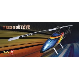 T-Rex 550E DFC Super combo