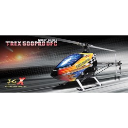 T-Rex 500PRO DFC Super combo