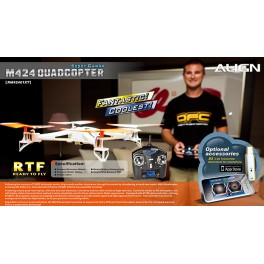M424 V2 Quadcopter Super Combo