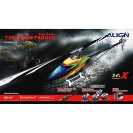 T-rex 800E PRO DFC HV Super combo (Dominator)