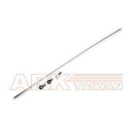 4003-316 Rudder control rod (L) for long tailboom