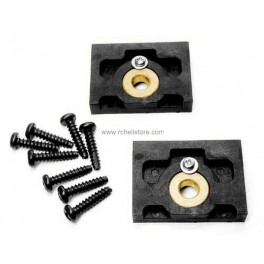 HI3007 Starter shaft bearing blocks