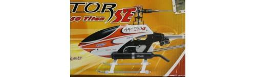 Raptor 50 V2 Titan SE