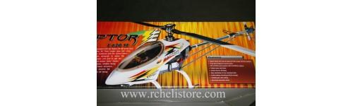 Raptor 620E SE